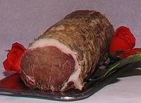 Bacon (le Kg emballé sous vide)